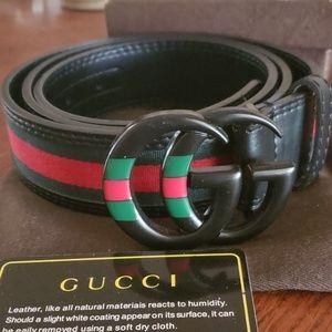 Gucci 48/120 belt
